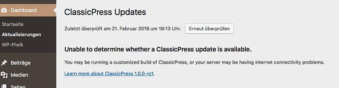 update-not-working