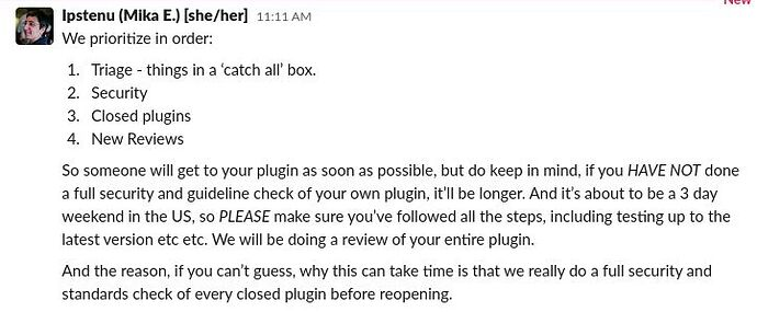 Slack pluginreview Making WordPress-07
