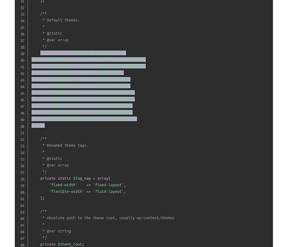 WP_Theme Class ClassicPress Documentation-30