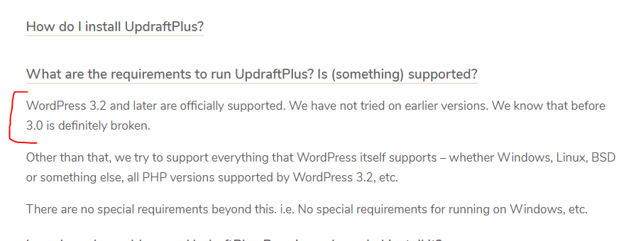updraftplus-backups-wp-3-support